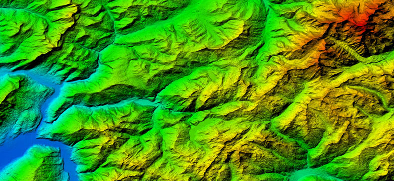 Digital Elevation Models